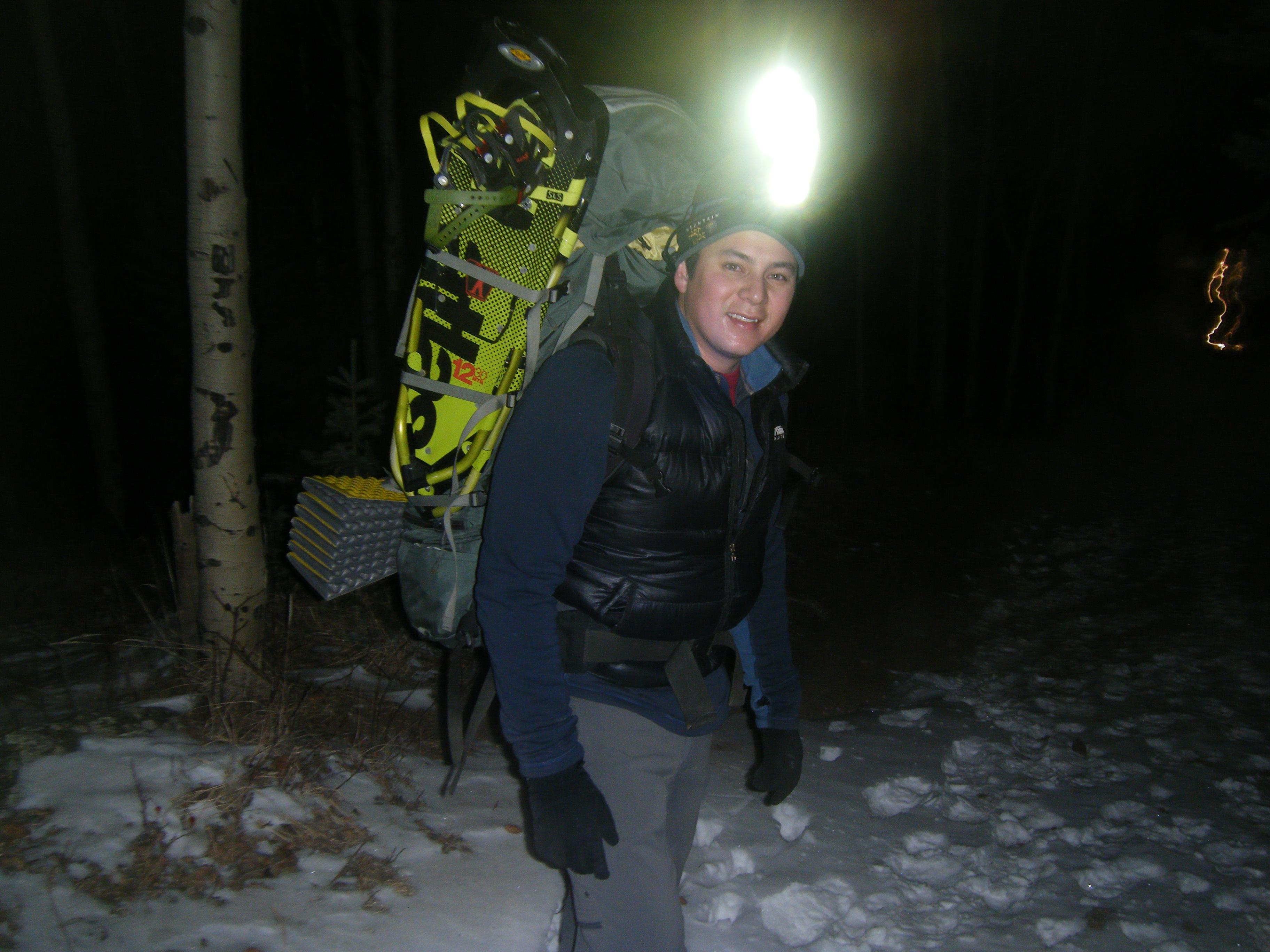 Denver Colorado Snowshoe